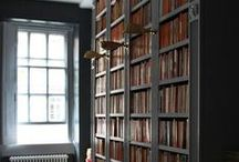 Inspiration | Bookcases