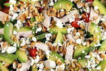 foodie; snack & salad
