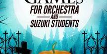 Teaching Music: Fall Season / Music ideas and lesson plans for Fall.