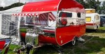 oldtimer caravan Fokker Vfw   vintage trailer 1971 / oldtimer caravan vintage trailer