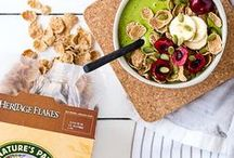Natural Food / Tips for ethical eating, organic recipes, vegetarian and vegan inspiration, and our favorite cookbooks that will help you become a more conscious consumer.