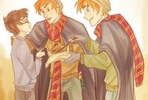 Harry Potter, Weasley twins
