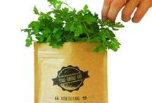 Plants to Grow in a Bag - Sow Grow Eat / - No need for a Garden, we grow in our Bag! - Great for kids and big kids alike! - Plant a herb garden in your kitchen or on your balcony. - Nothing tastes better than homegrown goodness - start small (but great!) with Herb in a Bag.  http://www.sowgroweat.com.au/online-shop