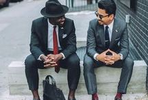Mens Style / Seasonal trends and looks that inspire us.