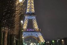 Paris, France / Love Paris!  We honeymooned here..it's a city I want to visit every year!