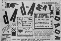"""Dadaismo /  """"Così nacque DADA, da un bisogno d'indipendenza, di diffidenza verso la comunità. Coloro che sono con noi conservano la loro libertà."""" [Manifesto Dada, 1918]"""