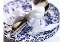Blue-White Dishes & Moore / Thank you for following me!!!!!! / by Areti