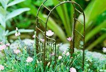 Fairy Gardens / Stockton, IL and Galena, IL