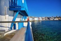 Mykonos / Breathe in the vibrating, cosmopolitan Mykonos through 3, 4 and 7day cruises