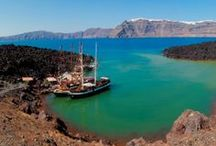 Santorini / Experience the primal energy of Thera (Santorini) through 3, 4 and 7day cruises!