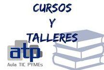 Cursos / Relación de cursos ofertados por el Aula TIC PYMEs de la Universidad de Santiago de Compostela