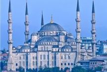 Istanbul / Churches, Mosques, Palaces and maze-like Bazaars in Turkey's largest city through 7 day cruises!