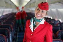 Cabin Attendants_Airplane