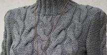 na drutach / moje prace wykonane na drutach, rękodzieło, handmade
