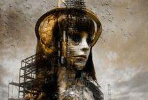 MoodBoard: Steampunk Inspiration
