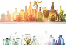 Simply...bottles! / New ways of thinking and using bottles & co