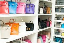 MMSxDS Purse Closets Inspo / Everything and anything to do with the beautiful world of purses!