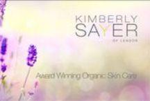Kimberly Sayer of London / Unieke natuurlijke/biologische en holistische huidverzorging ontwikkeld door Kimberly Sayer. Pure functionele formules met bijzonder fijne geuren. Zacht voor de huid en effectief.