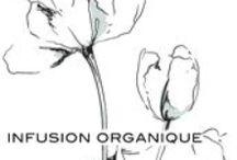 Infusion Organique / Natuurlijke parfums in vier heerlijke geuren