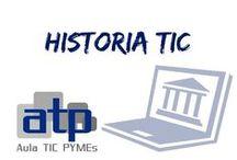 Historia TIC / Recolección de momentos históricos que han marcado nuestra evolución tecnológica