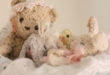 Dolls Softies Stuffed Toys