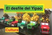 Desfile del Yipao / One of the most popular Colombian fiestas!