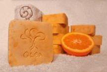 Olea olive oil soaps / hand made olive oil soaps
