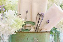FLORES / Colores pasteles flores ambientes delicados