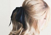 Hairstyles / Different hairstyles for all occasions