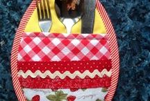 Patchwork Quilting  - Easter / Robótki na Wielkanoc