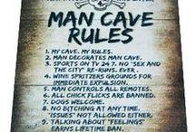 MAN CAVE / You don't need a description