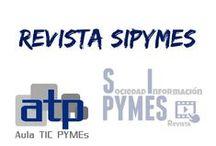 Revista SiPYMEs / SiPYMEs es una publicación electrónica, de carácter divulgativo y periódico, que pretende difundir artículos de actualidad vinculados con los beneficios que las Tecnologías de la Información y de la Comunicación (TIC) brindan a las PYMEs.