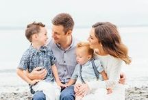 FAMILY PHOTOGRAPHY / Featuring gorgeous shots to inspire your next family photo shoot.