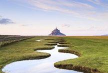 Voyage en France - Basse et Haute Normandie