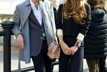 Couples Style Crush / Couples with admirable style