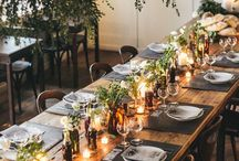 GATHER | TABLESETTING