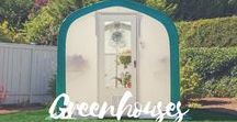 Gardens & Greenhouses / Gardening | Greenhouses | Backyard design | Cannabis | Green Thumb | Crop production | Grow Tents | Landscaping