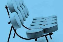 """Gorgeous furniture / """"Art resides in the quality of doing -- process is not magic.""""  ~Charles Eames~ / by Jo Homewood"""