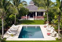 Gorgeous Outdoor Living / by Aloma Dawson