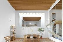 Interiors / Interior design and decor for the home, work place, living areas and community spaces.
