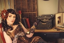 Steampunk Furniture & Decor / by Candy Sloan