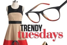 Eye on Fashion / Eyewear is the ultimate accessory for a complete look. Check out aaoqr.info/LB4 for fashionable finds.