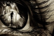 Digital Eyemagination / As far as the eye can imagine. Digitally enhanced images of the eye.