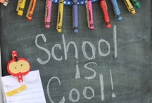 Bright Eyedeas - Back to School / Visual merchandising and window display ideas for back-to-school season.