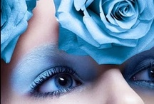 Eye Gallery: Eye'm Feeling Blue / Inspired by blue.