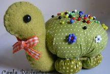 crochet/felt/sewing/rope DIY