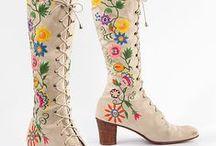 Arte popular, floclore húngaro / Hungarian traditions, folk costumes, popular art