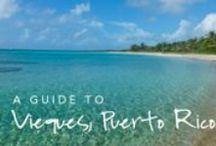 Guide to Vieques, Puerto Rico / En Route Traveler's Guide to Vieques, Puerto Rico.