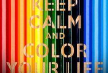 United colors / La vita in un colore...i colori della mia vita!
