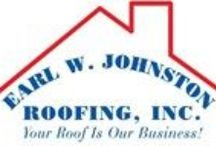 Earl W. Johnston Roofing Inc. / On this board we will have pictures of our recently completed roofs and on going activities